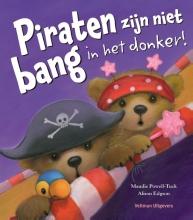 Powell-Tuch, Maudie Piraten zijn niet bang in het donker!