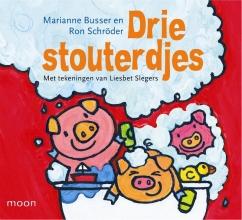 Ron  Schröder, Marianne  Busser Drie stouterdjes