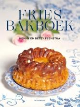 Betty Feenstra Henny Feenstra, Fries Bakboek