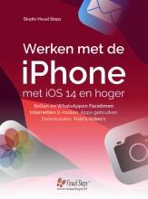 Studio Visual Steps , Werken met de iPhone met iOS14 en hoger