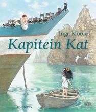Inga  Moore Kapitein Kat