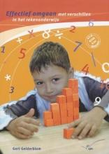 G.  Gelderblom Effectief omgaan met verschillen in het rekenonderwijs