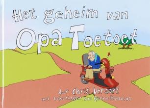 C.  Veraart Het geheim van opa Toetoet