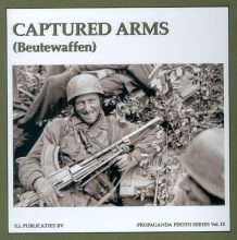 G. de Vries , Captured Arms Beutewaffen