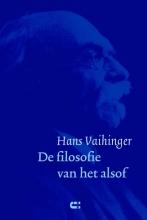 Hans Vaihinger , De filosofie van het alsof