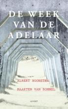 Maarten van Bommel, Albert  Boonstra de week van de adelaar