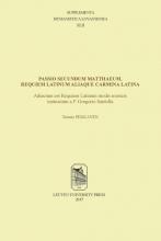 Tuomo Pekkanen , Passio secundum Matthaeum, Requiem Latinum aliaque carmina Latina