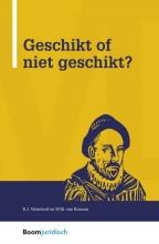 Rick  Verschoof, Wibo van Rossum Geschikt of niet geschikt?