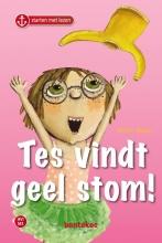 Anne Maar , Tes vindt geel stom!