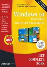 John Vanderaart Peter Doolaard  Bob van Duuren  Peter Kassenaar  Erwin Olij, Windows 10