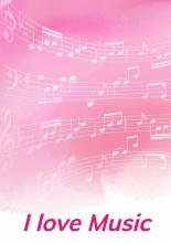 Allets Comfort , Notenschrift- Notenbalken- Pinky- (A5) Allets Comfort