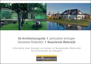 Martijn  Heil De Architectuurguide Gemeente Rotterdam Nesselande Waterwijk