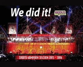 Carla  Vos We did it!