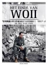 Ruud Bruijns , Het einde van WOII