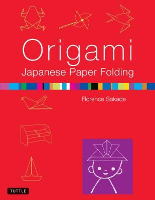Florence Sakade,Origami Japanese Paper Folding