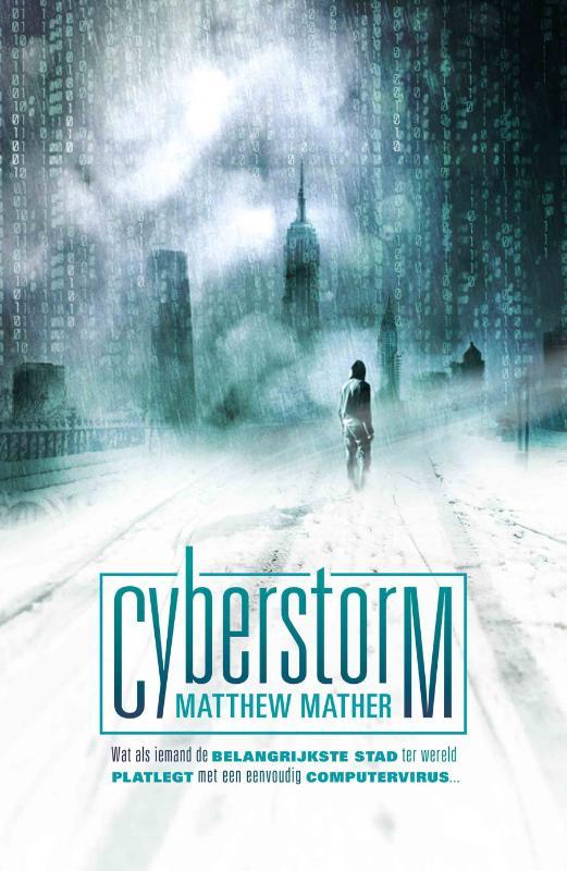 Matthew Mather,Cyberstorm