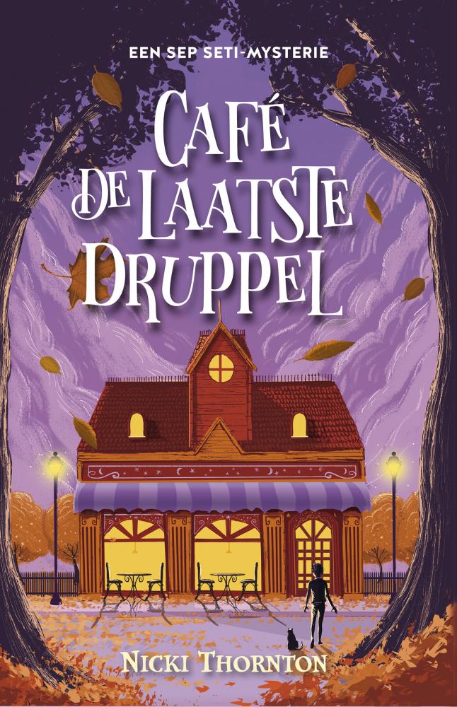 Nicki Thornton,Café De laatste druppel