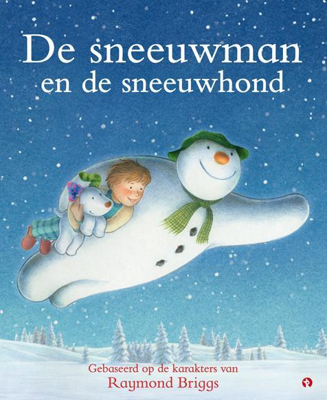Raymond Briggs, Hilary Audus, Joanna Harrison,De sneeuwman en de sneeuwhond