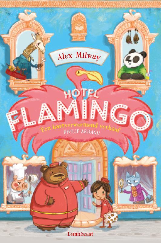 Alex Milway,Hotel Flamingo