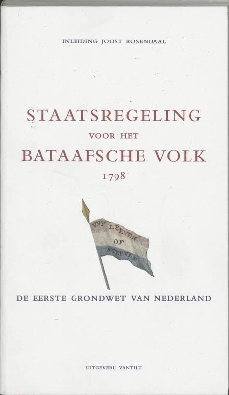 ,Staatsregeling voor het Bataafsche Volk 1798
