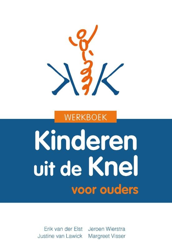 Erik van der Elst, Jeroen Wierstra, Justine van Lawick, Margreet Visser,Werkboek Kinderen uit de Knel
