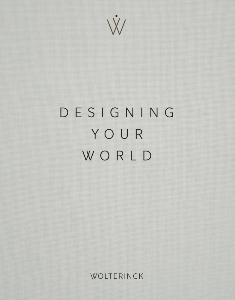 Marcel  Wolterinck,Designing Your World