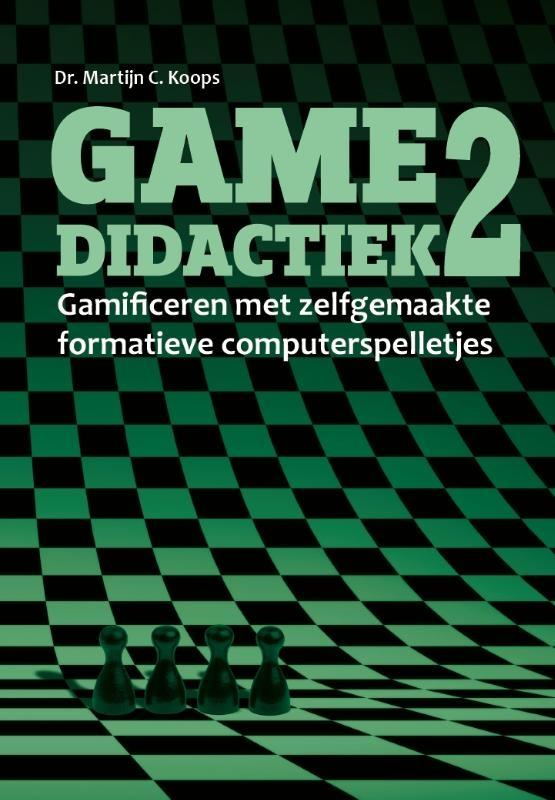 Martijn Koops,Gamedidactiek 2