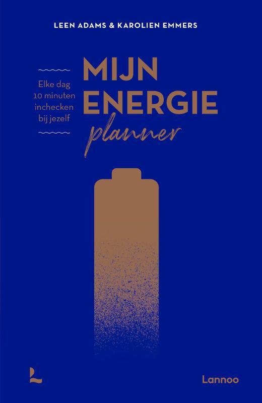 Leen Adams, Karolien Emmers,Mijn energieplanner
