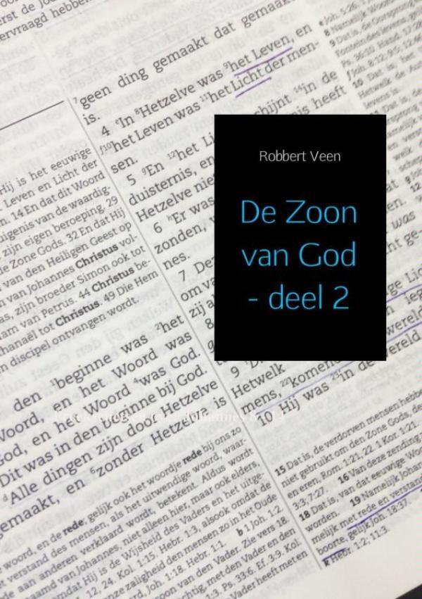 Robbert Veen,De Zoon van God 2 Johannes 8:1-14:31