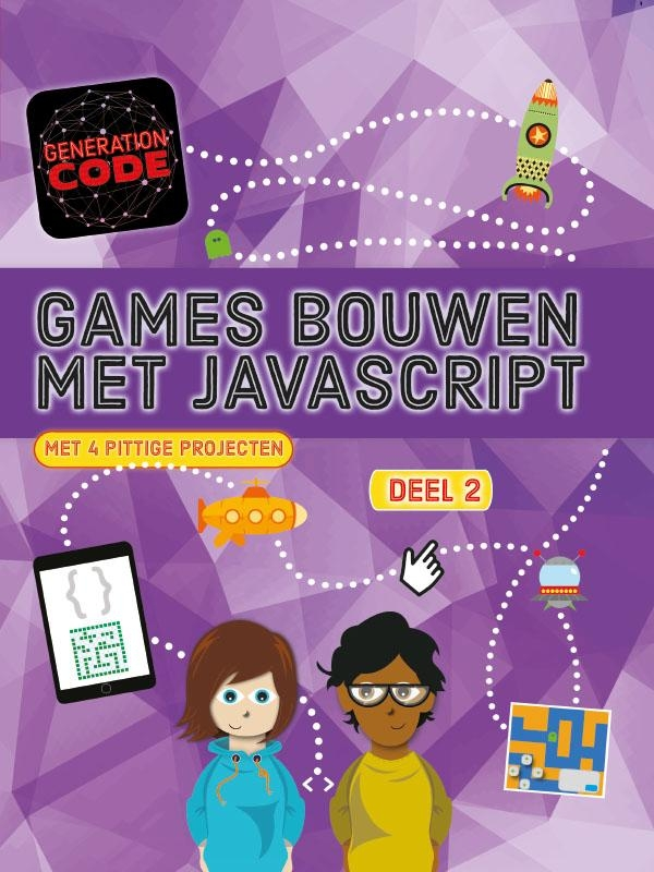 Max Wainewright,Games bouwen met JavaScript 2