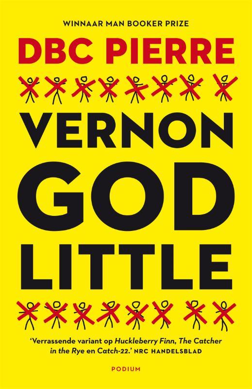 Dbc Pierre,Vernon God Little