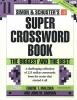 Maleska,Simon Schuster Super Crossword Book