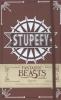 Fantastic Beasts,Stupefy Hardcover Ruled Journal