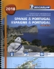 ,<b>Atlas Michelin Spanje & Portugal 2018</b>
