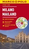 ,MARCO POLO Cityplan Mailand 1:12 000
