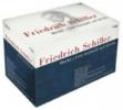 Schiller, Friedrich,Friedrich Schiller - Werke / Eine Auswahl auf 20 CDs