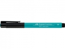 Fc-167456 ,Faber-Castell Tekenstift Pitt Artist Pen Brush Cobalt Green 156