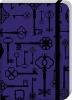 ,Wachtwoord notitieboekje - Blue