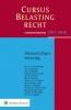 G.C. van der Burgt, J.  Doornebal, F.J.  Elsweier, Q.W.J.C.H.  Kok,Studenteneditie Cursus Belastingrecht Vennootschapsbelasting 2017-2018