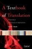 Sahid M.  Shiyab,A textbook of translation