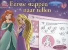 ,<b>Disney eerste stappen naar tellen Prinsessen 4-5 jaar, groep 1</b>