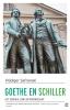 <b>Rüdiger  Safranski</b>,Goethe en Schiller