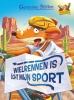 Geronimo  Stilton,Wielrennen is echt mijn sport