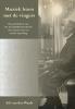 <b>Ad van der Waals</b>,Muziek lezen met de vingers