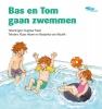 Klaas  Hoorn, Marjanka van Maurik,Bas en Tom gaan zwemmen