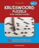 Eric Jan van Dorp ,Kruiswoordpuzzels voor anderstaligen