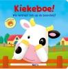 ,<b>Kiekeboe Wie verstopt zich op de boerderij? (flappenboek)</b>