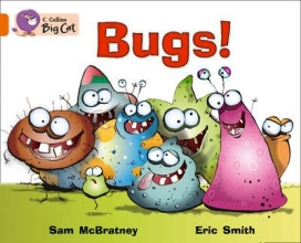 Sam McBratney,   Eric Smith Bugs!