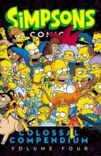 Groening, Matt Simpsons Comics Colossal Compendium 4