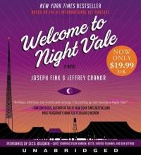 Fink, Joseph,   Cranor, Jeffrey Welcome to Night Vale